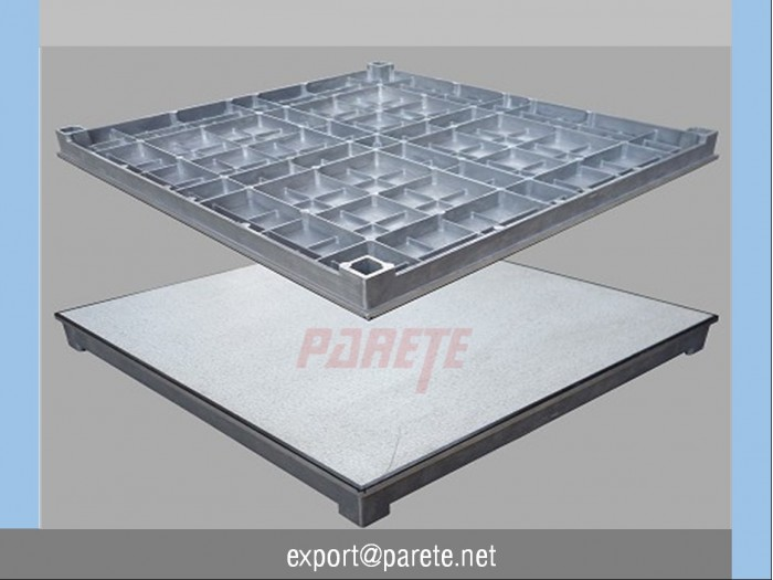 AF-12-Solid Aluminum  access floor system