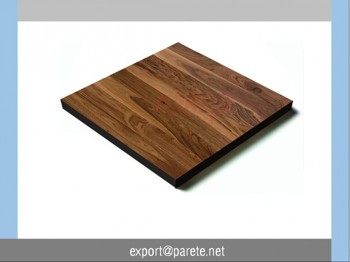 AF-15-Wood core access floor system with wood parquet
