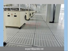 VF-1-Steel Ventilation access floor (17% Rate)