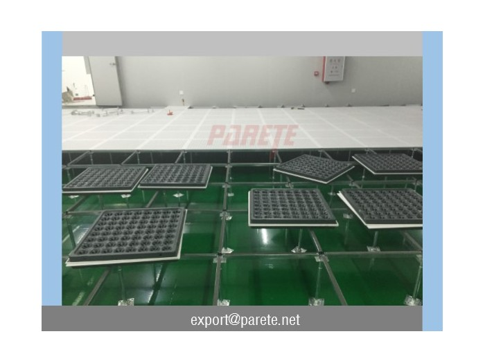 VF-2-Steel Ventilation access floor (21% Ratio)