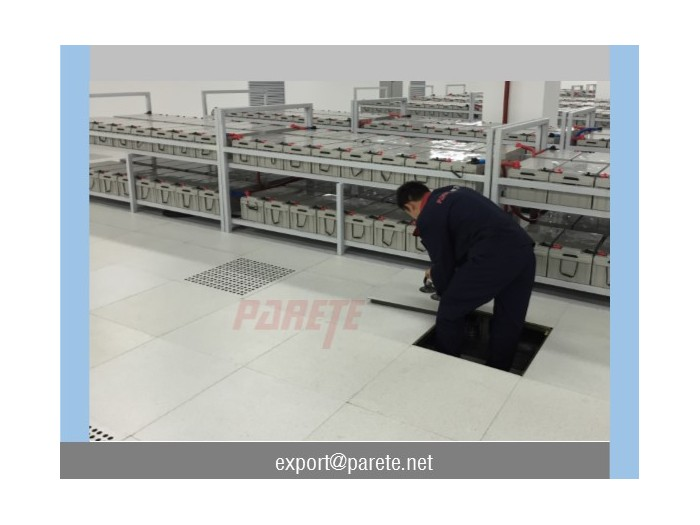 VF-3-Steel Ventilation access floor (27% Ratio)