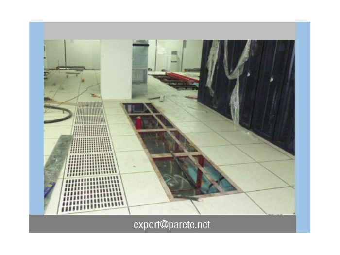 VF-4-Steel Ventilation access floor (31% Ratio)