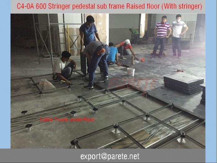 C4-OA 600 Raised floor (with stringer )