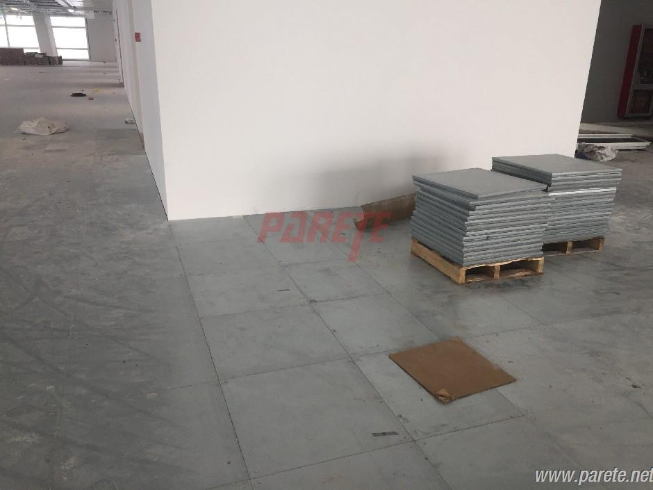 Project-Pingan Financial Center-Encapsulated Calcium Sulphate Raised Floor