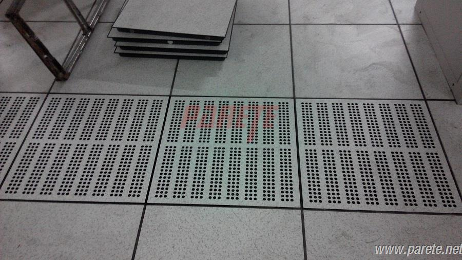 steel ventilation access floor