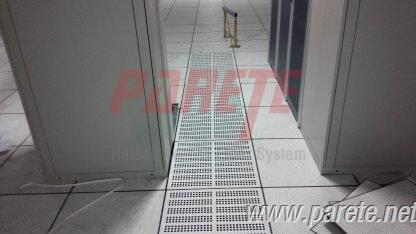 computer room perforated raised floor