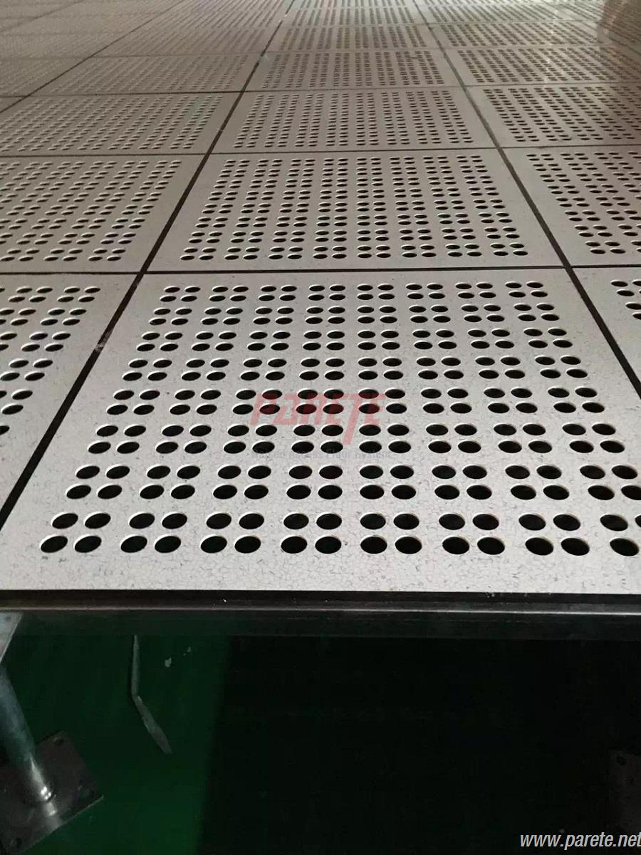 perforated acccess floor